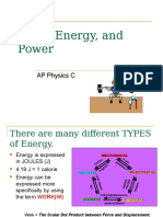 14AP Physics C - Work and Energy