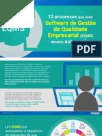 13 Processos Que Todo Software de Gestao Da Qualidade Empresarial EQMS Deveria Automatizar