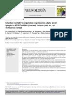 Estudios Normativos Espanoles en Población Adulta Joven-2