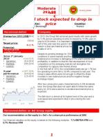 Bel - Financial Analysis
