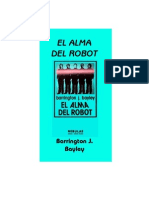 Bayley, Barrington - El Alma Del Robot