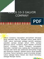 Kasus 10-3 Galvor Company