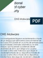 DNS Malware Iicybersecurity