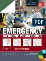 Emergency Medicine Procedures