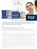 Ice Elements c5 and Radiance Flyer Es