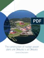TheConstructionOfNuclearPowerPlantUnitOlkiluoto4-16pp-TVO Yleispiirteinen Selvitys en 120614 Web