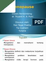 Referat Menopause