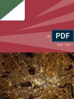 UK Space Agency Corporate Plan 2016-2017
