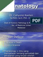 Thanatology - Kendari -2012