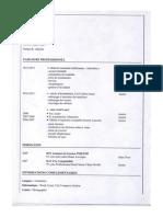 CV de Van Dieu Phan