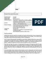 BF-40-01 HLA Wipe Test Product Information v2
