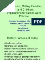 military family essay example