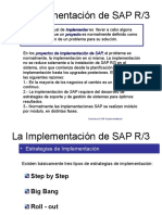 Implementacion SAP y ASAP