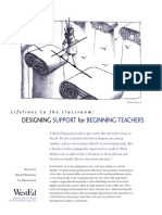 support for beginning teachers