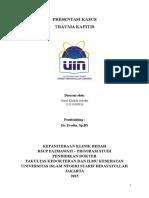 Dr.evodia Sp.bs - Trauma Kapitis - Nurul Khafidz