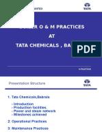 Tata Chemical Babrala