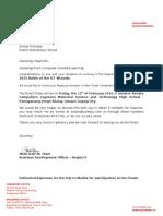 Battle ICT FINALS Invitation