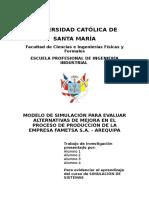 Estructura Del Entregable Final