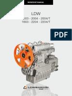 Service LDW CHD 1503-1603-2004-2004t-2204-2204t