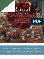 O Ritualima Kao Ključnoj Točci Identifikacije