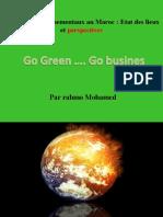 Go Green Go Business