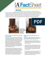 Factsheet Spud Barge Safety