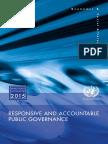 World Public Sector Report2015