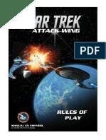 Star Trek Attack Wing en Español Reglas