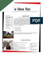 Falcon Flyer - February 2009