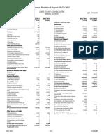 annual statistical report 20122013