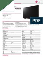 UF6450 Spec Sheet