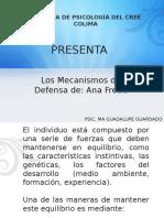 LOS MECANISMOS DE DEFENSA DE ANNA FREUD.pptx