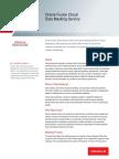 Fusion Cloud Data Masking Datasheet