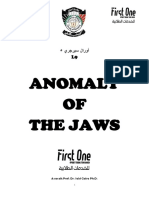 Anomly of the Jaw