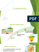 La Geotermia