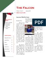 Falcon Flyer - January 2010 - 5thHr