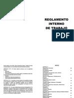 Reglamento Interno de Trabajo 2
