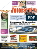 Gazeta de Votorantim, edição 164