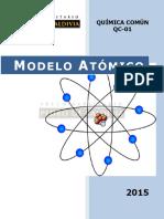 QC01 - Modelo Atómico
