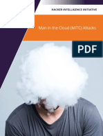 Man in the Cloud Attack