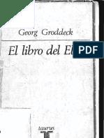 El Libro Del Ello Georg Groddeck