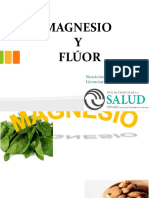 Magnesio y Fluor 2015