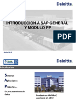 Introduccion a SAP - PP