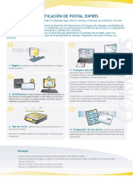 PDF Postal Expres