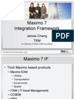 Maximo7 if Overview