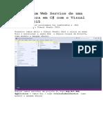 WebService-Calculadora