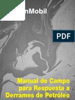 ExxonMobil Manual de Campo Para Respuesta a Derrames de Petroleo