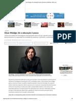 César Hidalgo_ Só a Educação é Pouco _ Economia _ Notícias _ VEJA