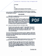 Indian Child Welfare Act Memorandum to Judges in South Dakota's Seventh Judicial Circuit