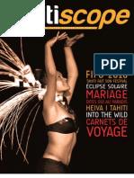 Tahitiscope n°1 - mars 2010